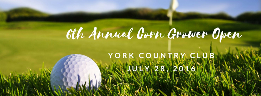 6th Annual Corn Grower Open