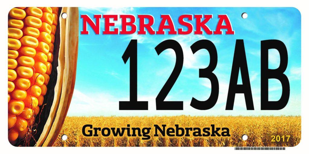 NE Corn Specialty Plates Still Available