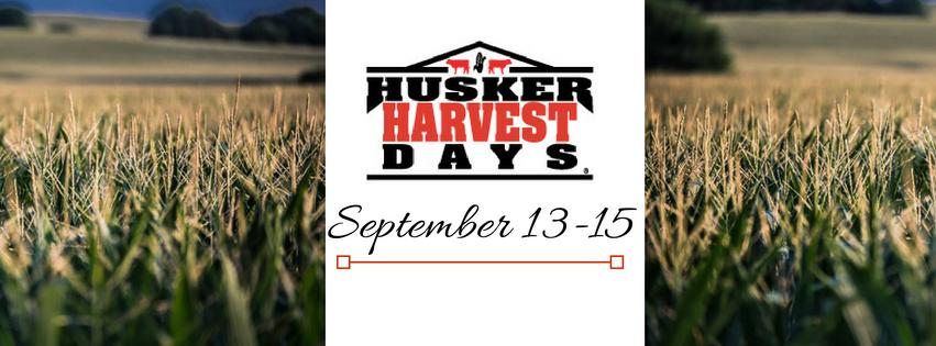 Come see NE Corn at Husker Harvest Days