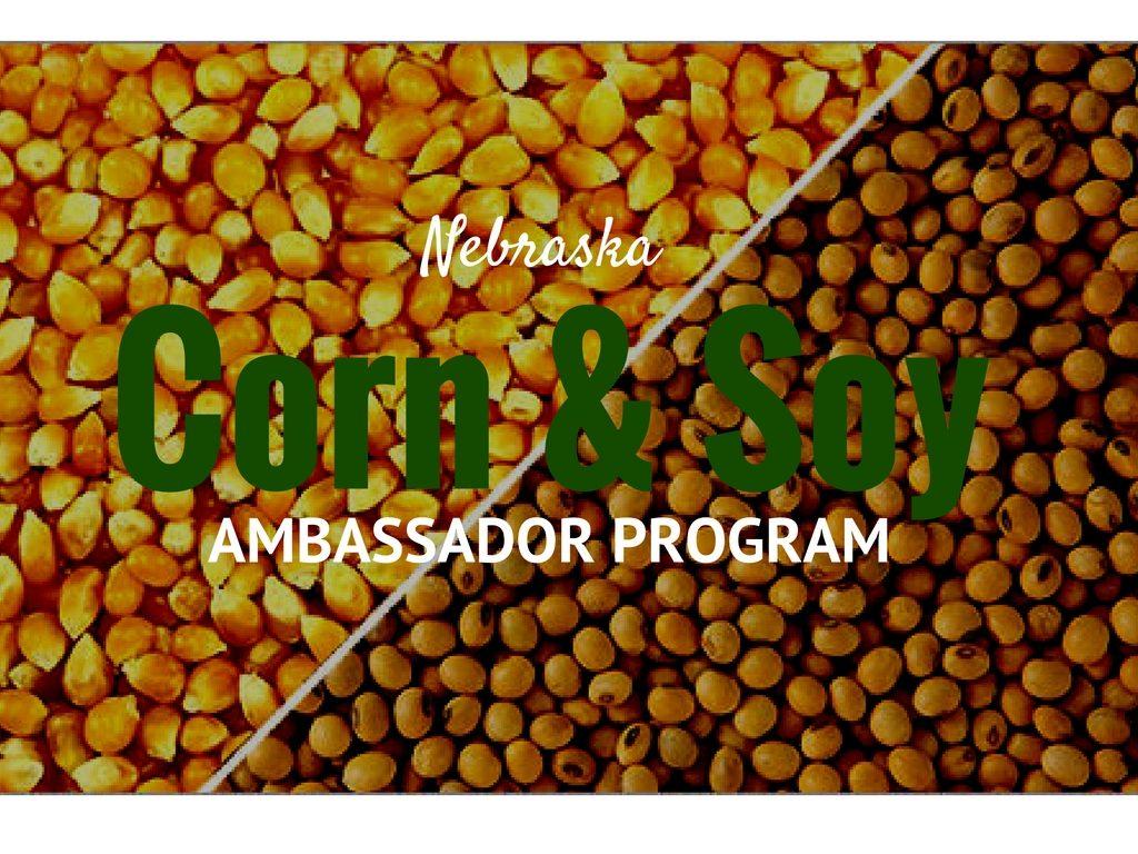 Corn and Soy Ambassador Program