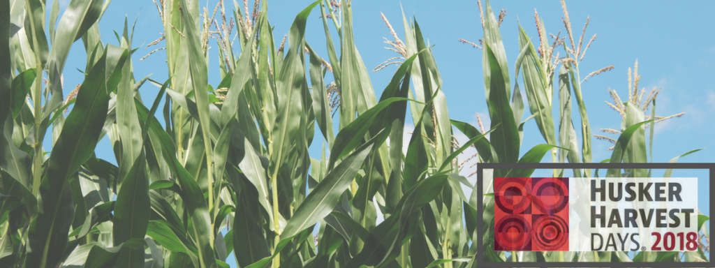 Nebraska Corn at Husker Harvest Days